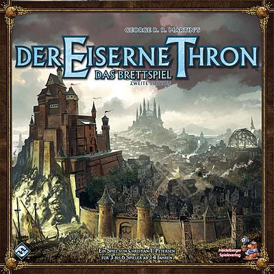 Einfach und sicher online bestellen: Der Eiserne Thron: Das Brettspiel 2. Edition in Österreich kaufen.