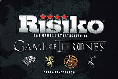 Einfach und sicher online bestellen: Game of Thrones Risiko Gefecht-Edition in Österreich kaufen.