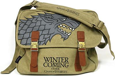 Einfach und sicher online bestellen: Game of Thrones Umhängetasche Stark in Österreich kaufen.