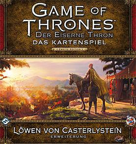 Einfach und sicher online bestellen: GoT Kartenspiel: Löwen von Casterlystein in Österreich kaufen.