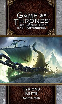 Einfach und sicher online bestellen: GoT Kartenspiel: Tyrions Kette in Österreich kaufen.