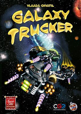 Einfach und sicher online bestellen: Galaxy Trucker in Österreich kaufen.