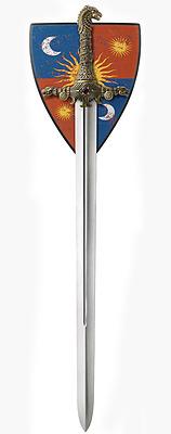Einfach und sicher online bestellen: Game of Thrones Replik 1/1 Eidwahrer Schwert 105cm in Österreich kaufen.