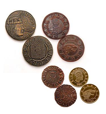 Einfach und sicher online bestellen: Game of Thrones Münzen Set House Stark in Österreich kaufen.