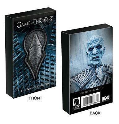 Einfach und sicher online bestellen: Game of Thrones Replik The Night King Pin in Österreich kaufen.