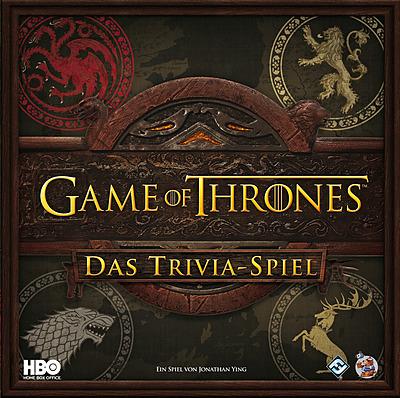 Einfach und sicher online bestellen: Game of Thrones: Das Trivia-Spiel in Österreich kaufen.