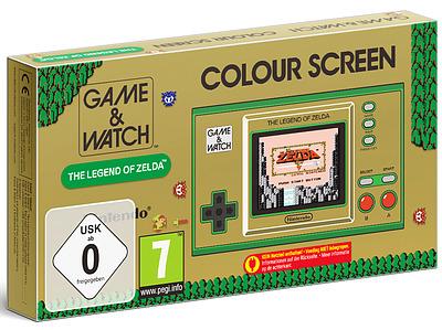 Einfach und sicher online bestellen: Game & Watch: Legend of Zelda in Österreich kaufen.