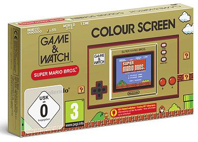 Einfach und sicher online bestellen: Game & Watch: Super Mario Bros in Österreich kaufen.