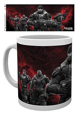 Einfach und sicher online bestellen: Gears of War 4 Tasse Ultimate in Österreich kaufen.
