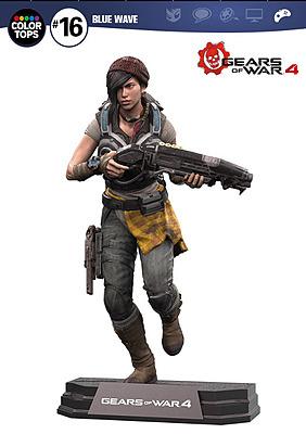 Einfach und sicher online bestellen: Gears of War 4 Actionfigur Kait Diaz in Österreich kaufen.