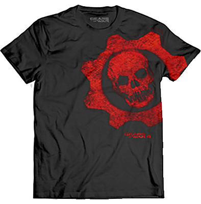Einfach und sicher online bestellen: Gears of War T-Shirt Omen L in Österreich kaufen.