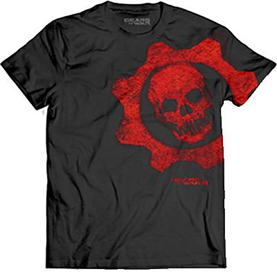 Einfach und sicher online bestellen: Gears of War 4 T-Shirt Omen XL in Österreich kaufen.