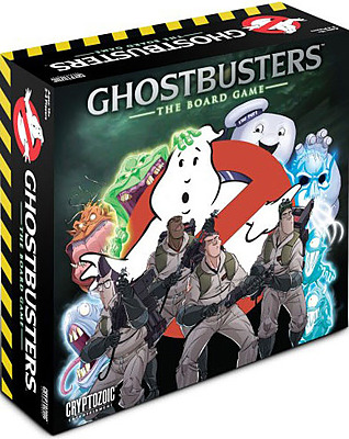 Einfach und sicher online bestellen: Ghostbusters Brettspiel (Englisch) in Österreich kaufen.