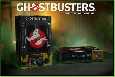 Einfach und sicher online bestellen: Ghostbusters Employee Welcome Kit in Österreich kaufen.