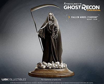 Einfach und sicher online bestellen: Ghost Recon Wildlands Statue Gefallener Engel in Österreich kaufen.