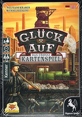 Einfach und sicher online bestellen: Glück Auf - Das große Kartenspiel in Österreich kaufen.