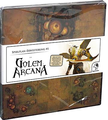 Einfach und sicher online bestellen: Golem Arcana Spielplanerweiterung 1 in Österreich kaufen.