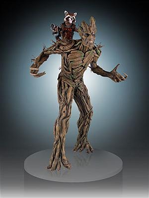 Einfach und sicher online bestellen: Guardians of the Galaxy Statue 1/4 in Österreich kaufen.