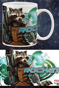 Einfach und sicher online bestellen: Guardians of the Galaxy Tasse Rocket Raccoon in Österreich kaufen.
