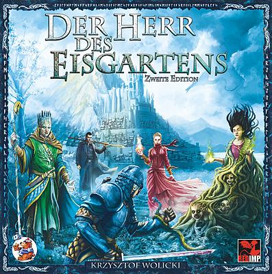 Einfach und sicher online bestellen: Der Herr des Eisgartens in Österreich kaufen.