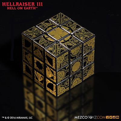Einfach und sicher online bestellen: Hellraiser 3 Replik Würfel Lament Configuration in Österreich kaufen.