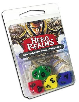 Einfach und sicher online bestellen: Hero Realms Dice in Österreich kaufen.