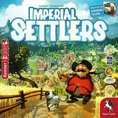 Einfach und sicher online bestellen: Imperial Settlers in Österreich kaufen.