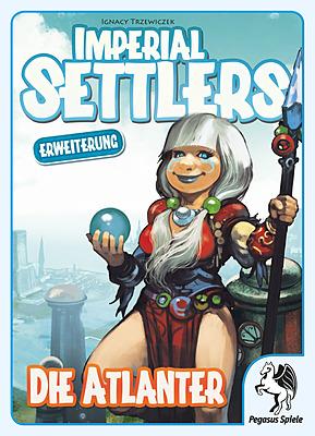 Einfach und sicher online bestellen: Imperial Settlers: Die Atlanter in Österreich kaufen.