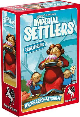 Einfach und sicher online bestellen: Imperial Settlers: Nachbarschaftshilfe in Österreich kaufen.