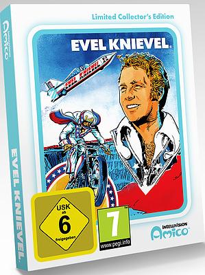 Einfach und sicher online bestellen: Intellivision Amico Evel Knievel in Österreich kaufen.