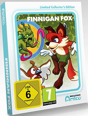 Einfach und sicher online bestellen: Intellivision Amico Finnigan Fox in Österreich kaufen.