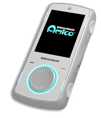 Einfach und sicher online bestellen: Intellivision Amico Glacier White Controller in Österreich kaufen.