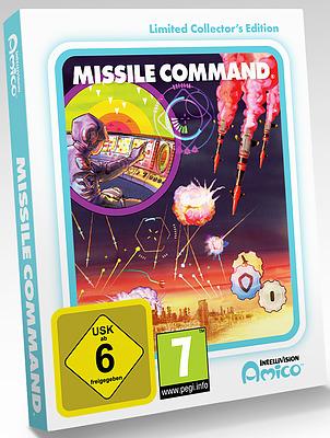 Einfach und sicher online bestellen: Intellivision Amico Missile Command in Österreich kaufen.