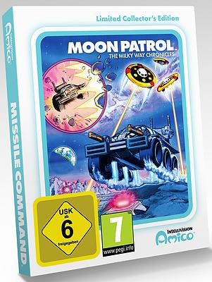 Einfach und sicher online bestellen: Intellivision Amico Moon Patrol in Österreich kaufen.
