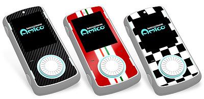 Einfach und sicher online bestellen: Intellivision Amico Controller Overlay Racing in Österreich kaufen.