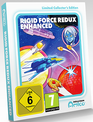 Einfach und sicher online bestellen: Intellivision Amico Rigid Force Redux Enhanced in Österreich kaufen.