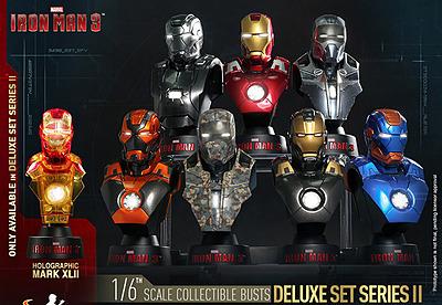 Einfach und sicher online bestellen: Iron Man 3 Büsten 1/6 Deluxe Set Serie 2 in Österreich kaufen.