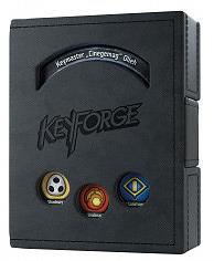 Einfach und sicher online bestellen: Keyforge: Deck Book Black in Österreich kaufen.