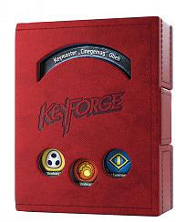 Einfach und sicher online bestellen: Keyforge: Deck Book Red in Österreich kaufen.
