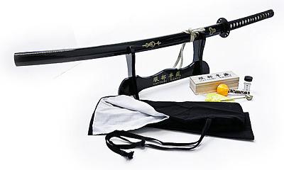 Einfach und sicher online bestellen: Kill Bill Hattori Hanzo Schwert Replik in Österreich kaufen.