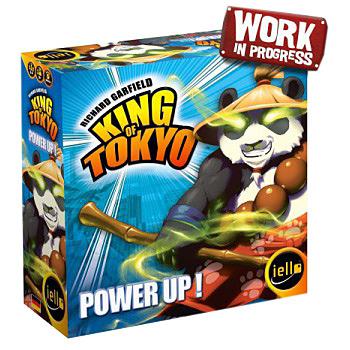 Einfach und sicher online bestellen: King of Tokyo: Power Up Erweiterung in Österreich kaufen.