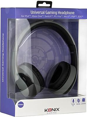 Einfach und sicher online bestellen: Konix Universal Console Headset in Österreich kaufen.