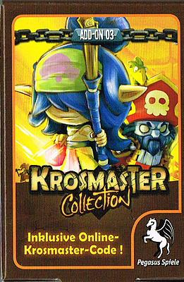 Einfach und sicher online bestellen: Krosmaster: Blindbox - Season 3 in Österreich kaufen.