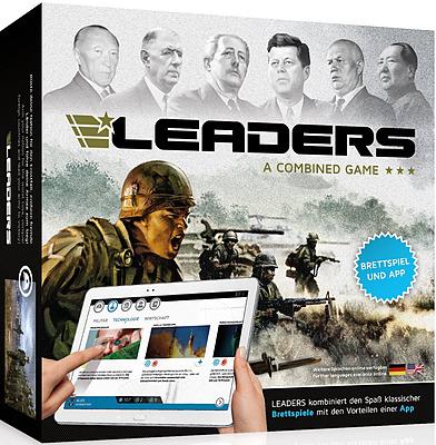 Einfach und sicher online bestellen: Leaders - A Combined Game in Österreich kaufen.