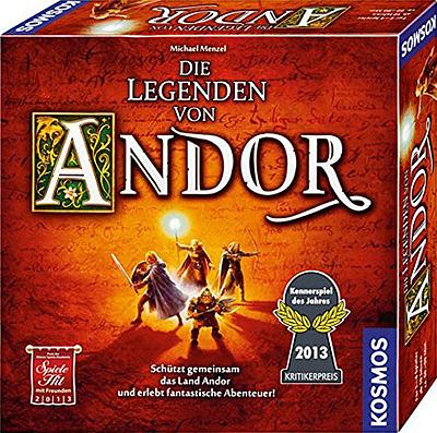 Einfach und sicher online bestellen: Die Legenden von Andor in Österreich kaufen.