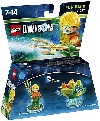 Einfach und sicher online bestellen: LEGO Dimensions Fun Pack Aquaman in Österreich kaufen.