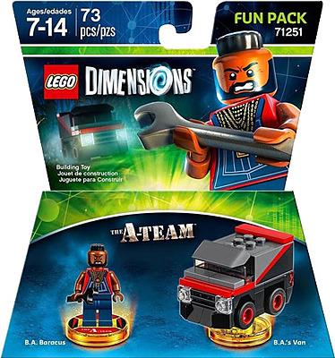 Einfach und sicher online bestellen: LEGO Dimensions Fun Pack A-Team in Österreich kaufen.