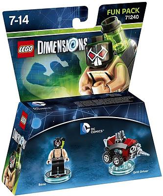 Einfach und sicher online bestellen: LEGO Dimensions Fun Pack Bane in Österreich kaufen.