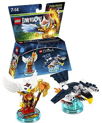Einfach und sicher online bestellen: LEGO Dimensions Fun Pack Chima Eris in Österreich kaufen.