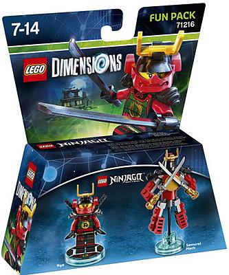 Einfach und sicher online bestellen: LEGO Dimensions Fun Pack Ninjago Nya in Österreich kaufen.